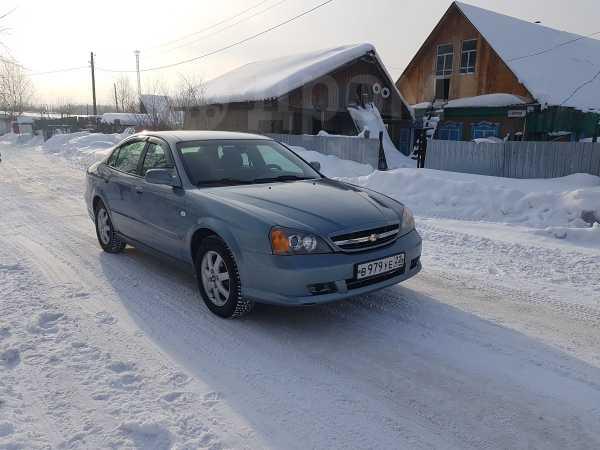 Chevrolet Evanda, 2005 год, 300 000 руб.