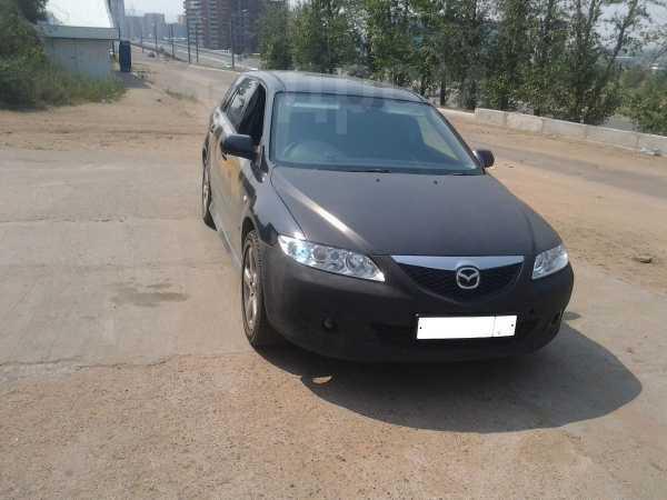 Mazda Atenza, 2003 год, 290 000 руб.