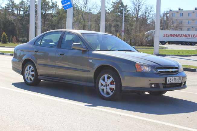 Chevrolet Evanda, 2005 год, 259 000 руб.