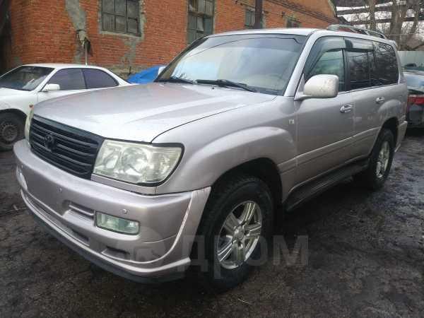 Toyota Land Cruiser, 2000 год, 700 000 руб.