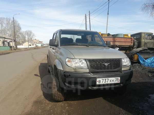 УАЗ Пикап, 2012 год, 410 000 руб.