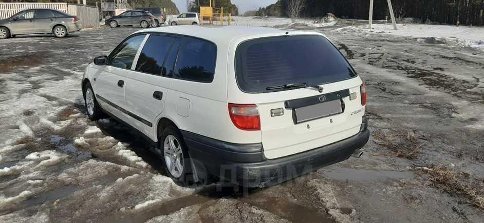 Toyota Caldina, 1997 год, 139 000 руб.