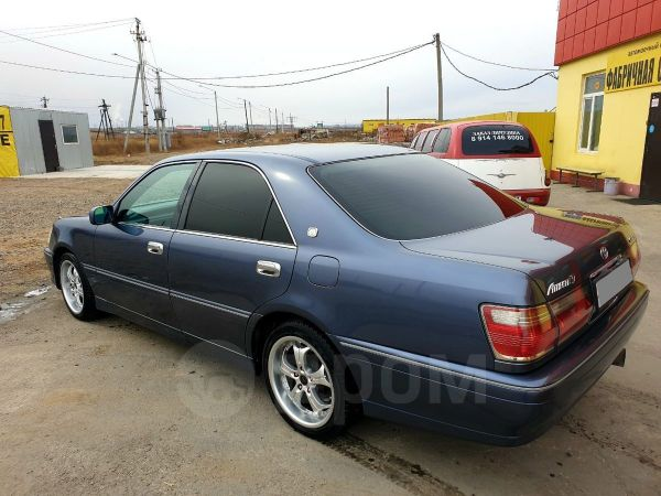 Toyota Crown, 2001 год, 610 000 руб.