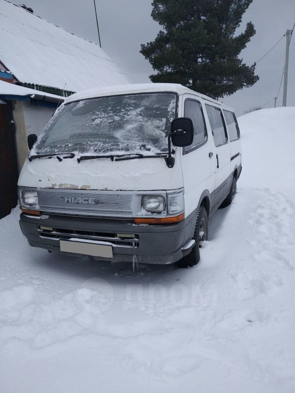 Toyota Hiace, 1990 год, 85 000 руб.
