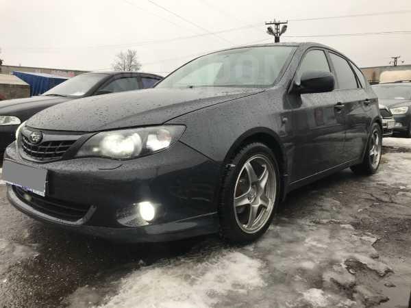 Subaru Impreza, 2007 год, 409 000 руб.