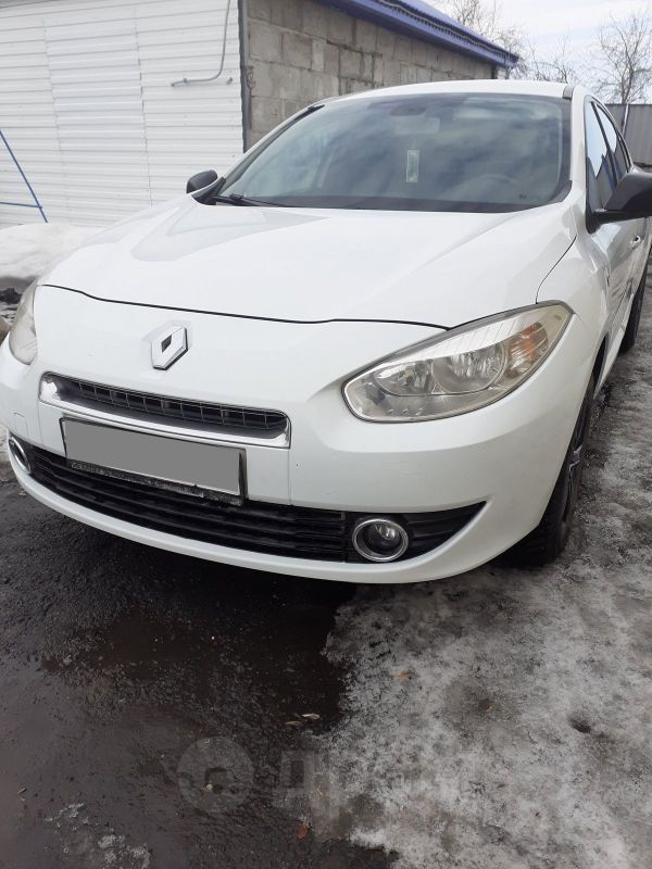 Renault Fluence, 2012 год, 390 000 руб.