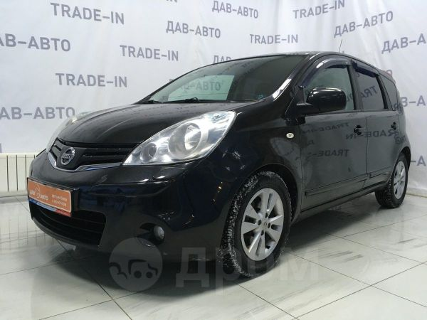 Nissan Note, 2010 год, 412 100 руб.