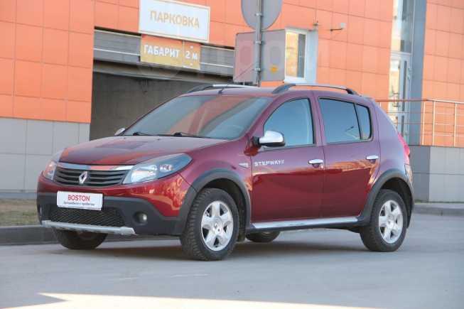 Renault Sandero Stepway, 2012 год, 379 000 руб.