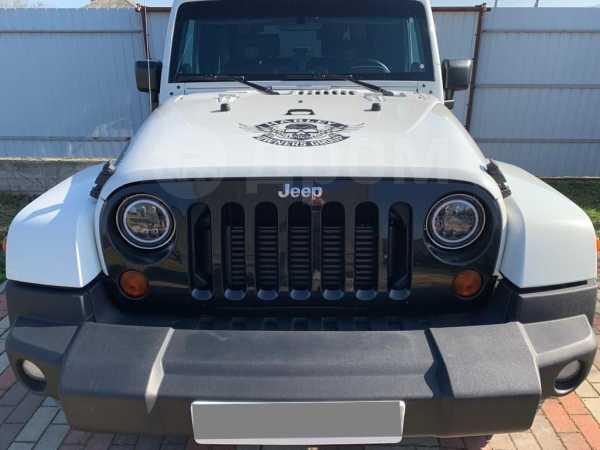 Jeep Wrangler, 2010 год, 1 600 000 руб.