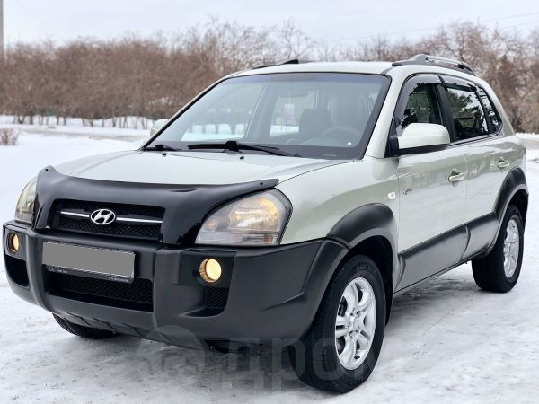 Hyundai Tucson, 2006 год, 517 000 руб.