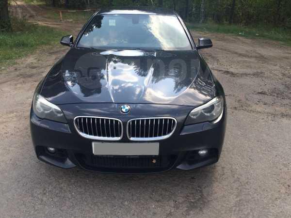 BMW 5-Series, 2014 год, 1 370 000 руб.