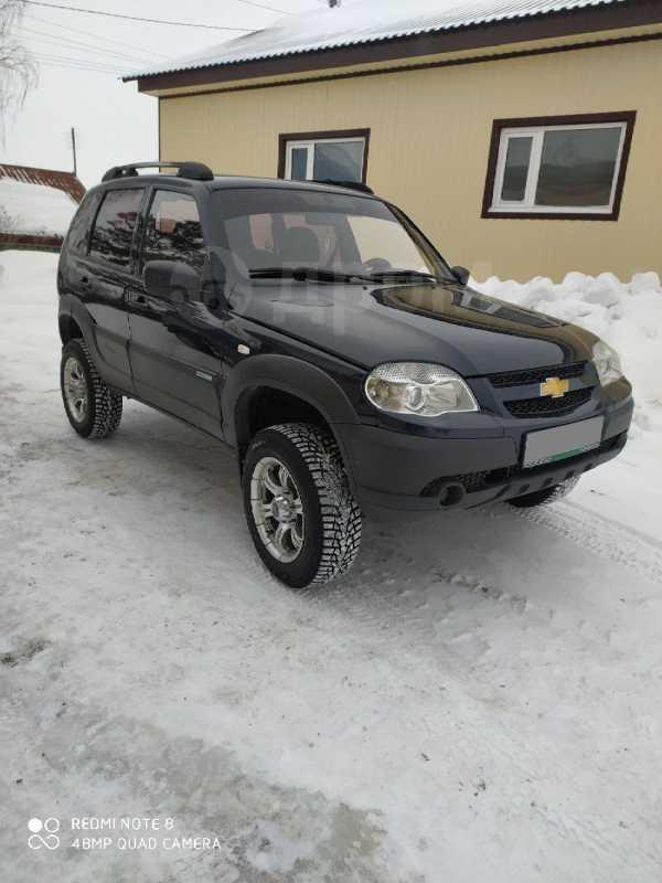 Chevrolet Niva, 2012 год, 335 000 руб.