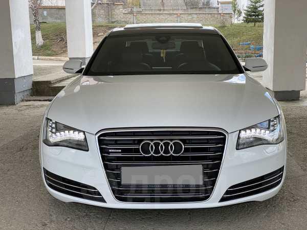 Audi A8, 2012 год, 1 470 000 руб.