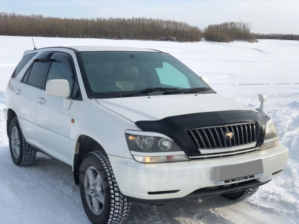 Toyota Harrier, 1999 год, 420 000 руб.