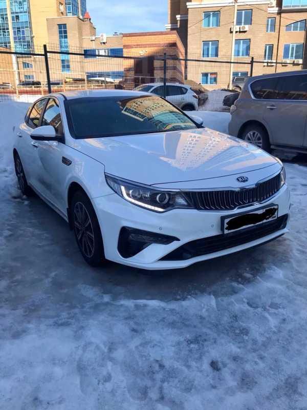 Kia Optima, 2018 год, 1 280 000 руб.