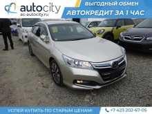 Владивосток Honda Accord 2014