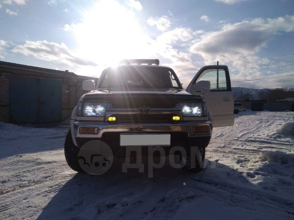 Toyota Hilux Surf, 2002 год, 650 000 руб.