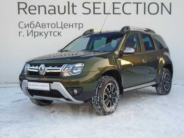 Renault Duster, 2015 год, 879 000 руб.