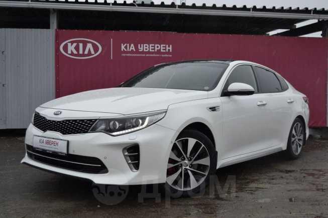 Kia Optima, 2017 год, 1 360 000 руб.
