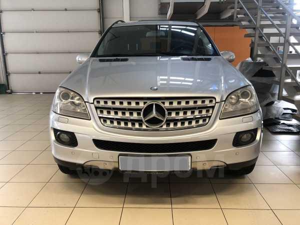 Mercedes-Benz M-Class, 2007 год, 779 000 руб.