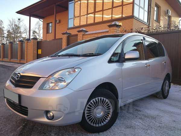 Toyota Corolla Spacio, 2003 год, 385 000 руб.