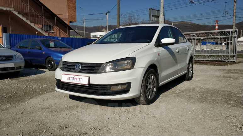 Volkswagen Polo, 2016 год, 507 000 руб.