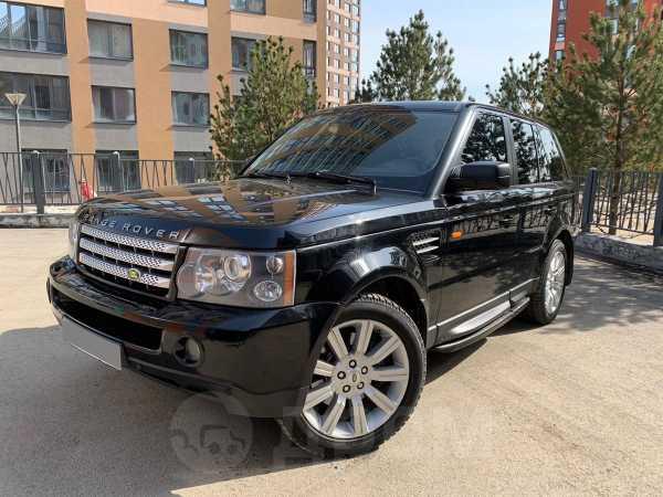 Land Rover Range Rover Sport, 2008 год, 740 000 руб.