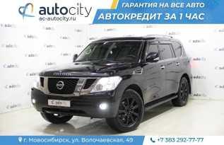 Новосибирск Nissan Patrol 2012