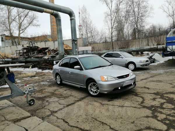 Honda Civic Ferio, 2001 год, 350 000 руб.