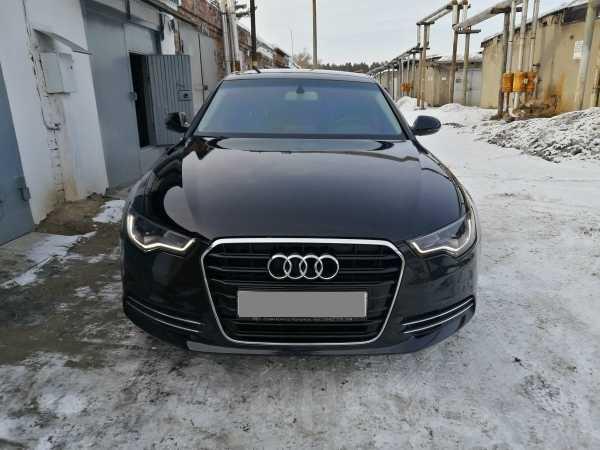 Audi A6, 2014 год, 1 235 000 руб.