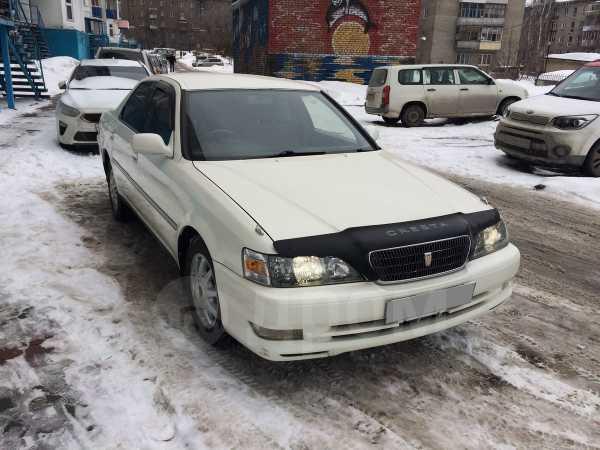 Toyota Cresta, 1999 год, 329 500 руб.
