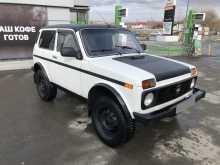 Челябинск 4x4 2121 Нива 2011