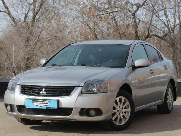 Mitsubishi Galant, 2008 год, 395 000 руб.