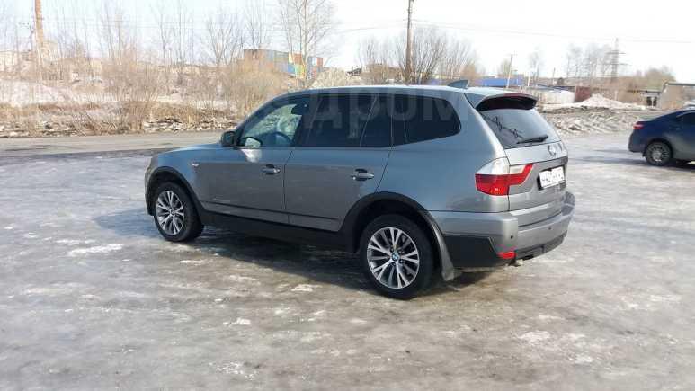BMW X3, 2009 год, 685 000 руб.