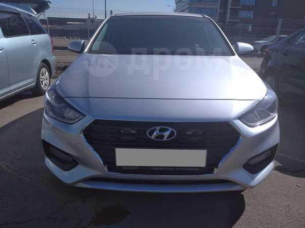 Hyundai Solaris, 2017 год, 729 000 руб.