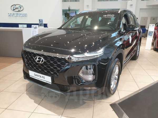 Hyundai Santa Fe, 2019 год, 2 596 700 руб.
