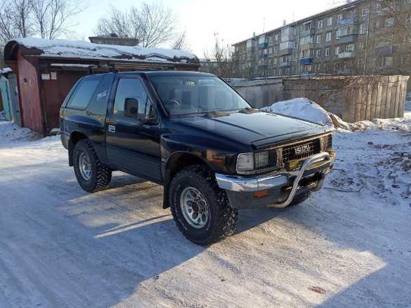 Isuzu MU, 1987 год, 275 000 руб.
