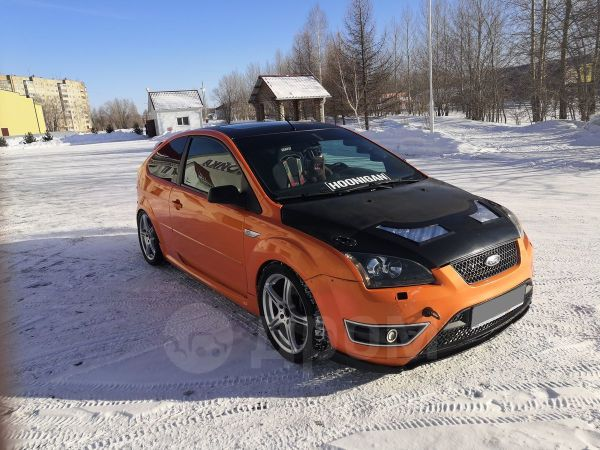 Ford Focus ST, 2007 год, 430 000 руб.