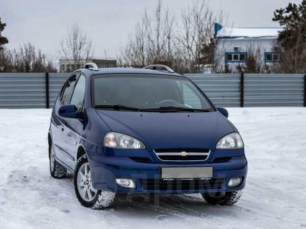 Chevrolet Rezzo, 2007 год, 299 000 руб.