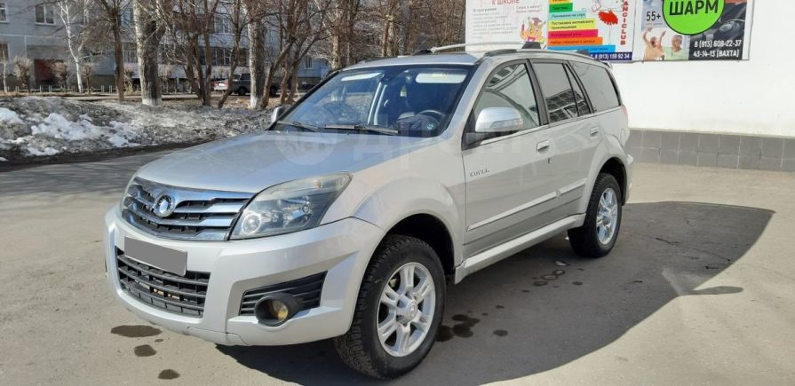 Great Wall Hover H3, 2012 год, 507 000 руб.