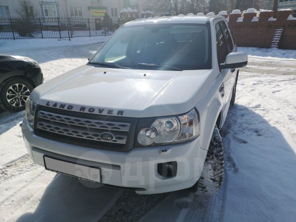Land Rover Freelander, 2011 год, 1 130 000 руб.
