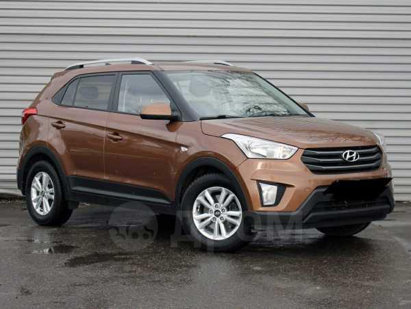 Hyundai Creta, 2016 год, 1 020 000 руб.