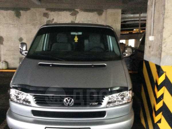 Volkswagen Multivan, 2002 год, 1 200 000 руб.