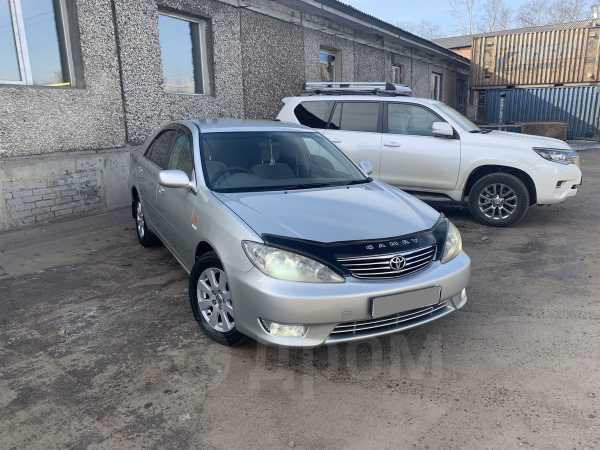 Toyota Camry, 2004 год, 537 000 руб.
