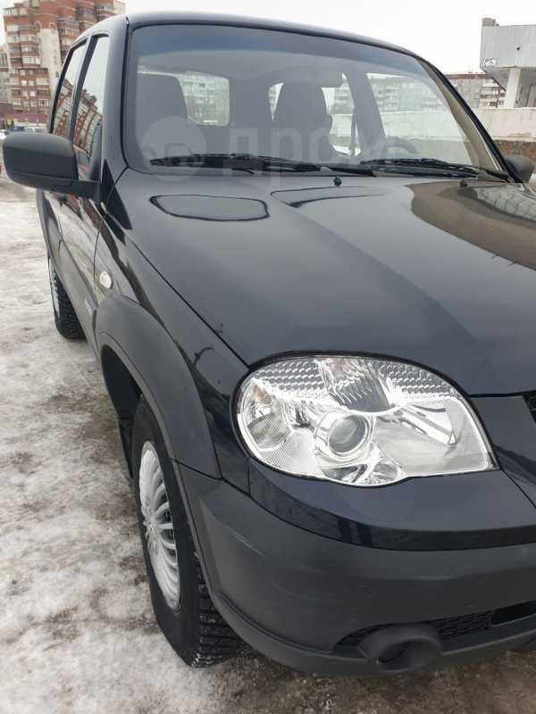 Chevrolet Niva, 2017 год, 465 000 руб.