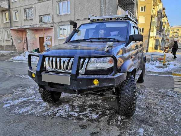 УАЗ Патриот, 2010 год, 350 000 руб.