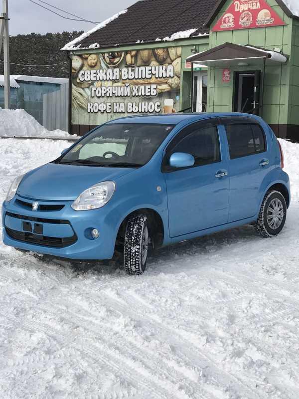 Toyota Passo, 2015 год, 465 000 руб.