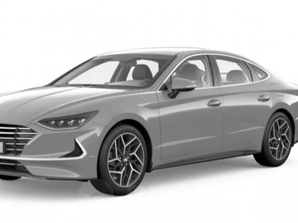 Hyundai Sonata, 2020 год, 1 740 000 руб.