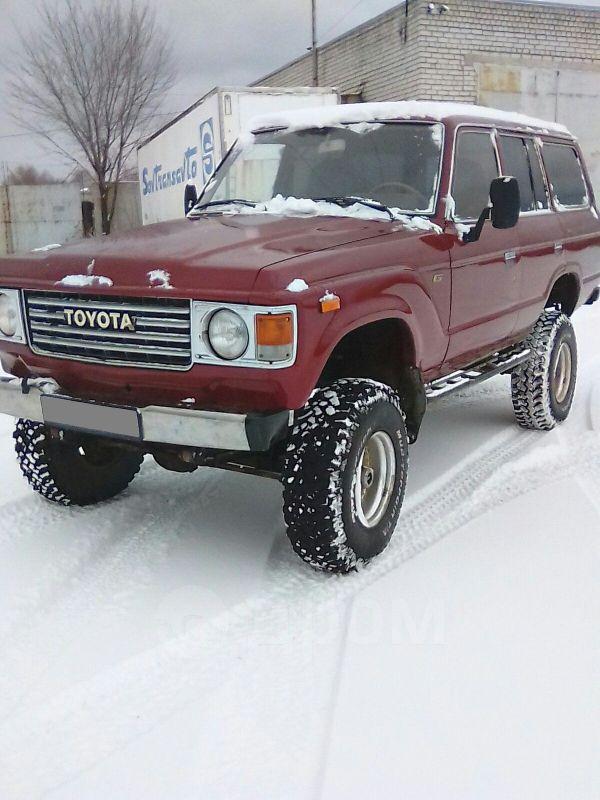 Toyota Land Cruiser, 1986 год, 390 000 руб.