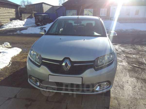 Renault Logan, 2015 год, 370 000 руб.